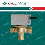 Valvola motorizzata filetto interno Df-04/valvola elettrica