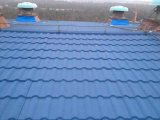 Azulejo de material para techos revestido acanalado soldado enrollado en el ejército del metal del color de los materiales para techos del precio al por mayor de China