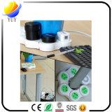 Multifunktionsc$anti-überlastung Multi-Winkel Energien-Streifen-Extensions-Netzkabel mit USB-Anschlüssen