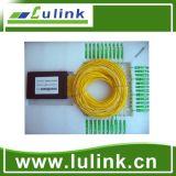Nieuwe Optische PLC van de Vezel van het Ontwerp Splitser Blockless