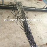 Cfrp Rod, perfil del Cfrp, Cfrp poste, productos de la fibra del carbón
