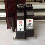 Establo de Jsx-1512 HP45 que trabaja el cortador plano del trazador de gráficos de la inyección de tinta