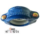 Accouplement rigide/flexible 300psi 89 de fer de pipe de constructeur malléable de garnitures 114 168 219 millimètres