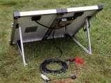 80W pliant le panneau solaire pour le bateau avec camper en Australie