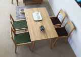 Дуб Wood Dining Set Good Quality Restaurant Table с Chair (M-X1018)