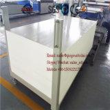 Línea de Extrusión de Tablero de WPC Línea de Extrusión de Panel de PVC Panel de Pared de PVC que hace la máquina
