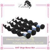 armadura malasia del pelo de la Virgen de la alta calidad 7A del pelo de la onda de la Virgen floja malasia del pelo humano