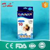 Zone di raffreddamento del gel di febbre a gettare per il bambino e l'adulto