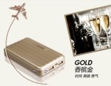 ユニバーサルSuitcase Dual USB Promotional Powerバンク6000mAh