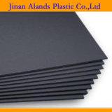 Чернота листа PVC высокой плотности 4mm Кита