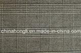 Tela tingida fio poli/rayon, 65%Polyester 32%Rayon 3%Spandex, 220GSM