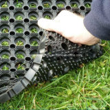 циновка резины травы дренажа 630*420*13mm Anti-Slip напольная