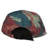 Chapéu liso feito sob encomenda do campista do painel de Bill Camo 5 dos chapéus e dos tampões