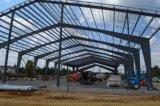 중간 란 건축을%s 가진 전 설계된 가벼운 강철 구조물 작업장