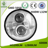 "5 3/4 "" 5.75 Inches 40W LED Headlight"