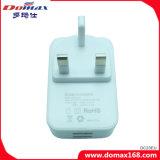 이동 전화 마이크로 컴퓨터 2 USB 비상사태 빠른 여행 벽 충전기