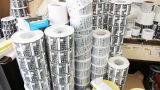 Contrassegno autoadesivo del PVC dell'autoadesivo adesivo di carta di Pirnted (021)