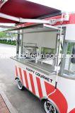 صنع وفقا لطلب الزّبون يبيع طعام عربة لأنّ عمليّة بيع