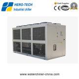 Luftgekühlte Schraubenwasserkühler für die Film-durchbrennenmaschine