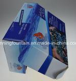 Boîte en carton ondulé d'impression de quatre couleurs