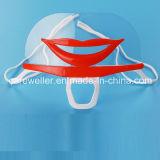 Лицевой щиток гермошлема Двойн-Стороны противотуманный пластичный (CW-CS101)