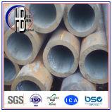 Tubulação de aço de Tianjin! Tubulação de aço soldada de tubulação de aço de carbono de ERW para o petróleo e o gás