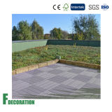 Backyard Bpc DIY Decking Tile for Decoration