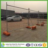 CER 2.1mx2.4m heißer eingetauchter galvanisierter Au-temporärer Zaun