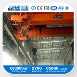 Сверхмощное 100/32t - кран плавильни 320/80t/отливки (модель YZ)
