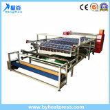 Machine rotatoire de sublimation de rouleau de calendrier