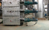máquina de recicl de borracha de 40ton Continuouly ao combustível