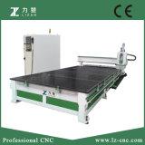 centro fazendo à máquina do Woodworking do CNC 3D