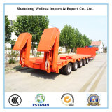 150 tonnellate 5 di Fuwa degli assi del camion di Lowbed di rimorchio resistente semi