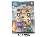Fabricación al aire libre de los juguetes de la burbuja del verano promocional del arma (1077201)