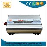 инвертор силы автомобиля 12V 110V/220V от Guanzghou (FA1500)