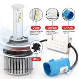 LED 자동 빛 X7 9600lm 크리 사람 LED 헤드라이트 자동차 부속