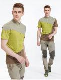 男女兼用の接続の多彩なLycraの適性の衣類