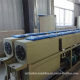 Máquina de PVC doble protuberancia de la pipa