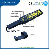 높은 Sensitivity는 Security Guards를 위한 Metal Detector를 손 붙들었다