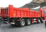 HOWO Sinotruk HOWO 420HP石造り鉱山のダンプのダンプカートラック