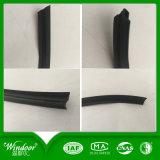 Ventana del PVC del marco de la buena calidad con varios diseños