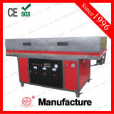 Machine de laminage de presse à membrane à vide en PVC, machine à presse à membrane à vide