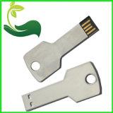 Mecanismo impulsor de encargo del USB de la insignia de la impresión del laser del regalo de la dimensión de una variable popular del clave