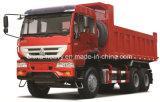 No. 1 autocarro con cassone ribaltabile pesante di Sinotruk il più basso/più poco costoso 6X4 dello scaricatore del ribaltatore del camion