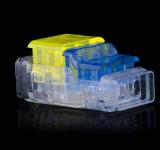 Bidirektionale Serien-schneller Draht-Verbinder für LED-Beleuchtung