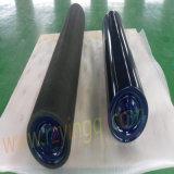 Bandförderer-Hochleistungsstahlabflußrinne-Träger-Rückkehr-Stahlgummiplatten-Mitläuferwalze-Rolle