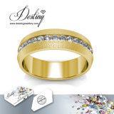 Het Kristal van de Juwelen van het lot van de Ring van het Leven van de Luxe Swarovski