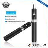 Сигарета Vape исключительной нержавеющей стали стеклянная электронная с батареей 450mAh