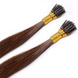 Kératine de cheveux humains de la prime 100% j'incline la prolonge de cheveu