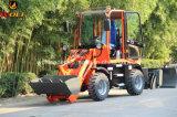 Heißer Verkaufs-neuer Typ Zl08 Rad-Ladevorrichtung mit Drehkraft-Konverter